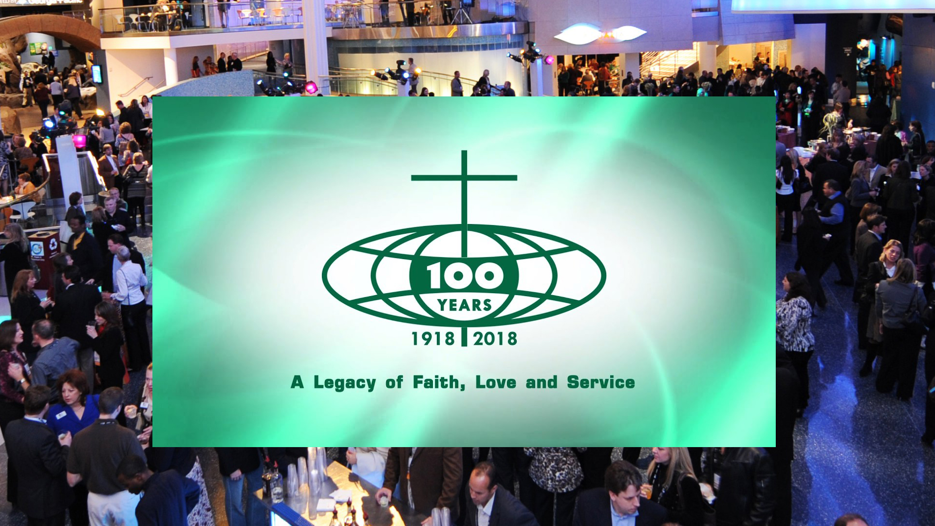 AMAA Sunday- 100th Anniversary Celebration