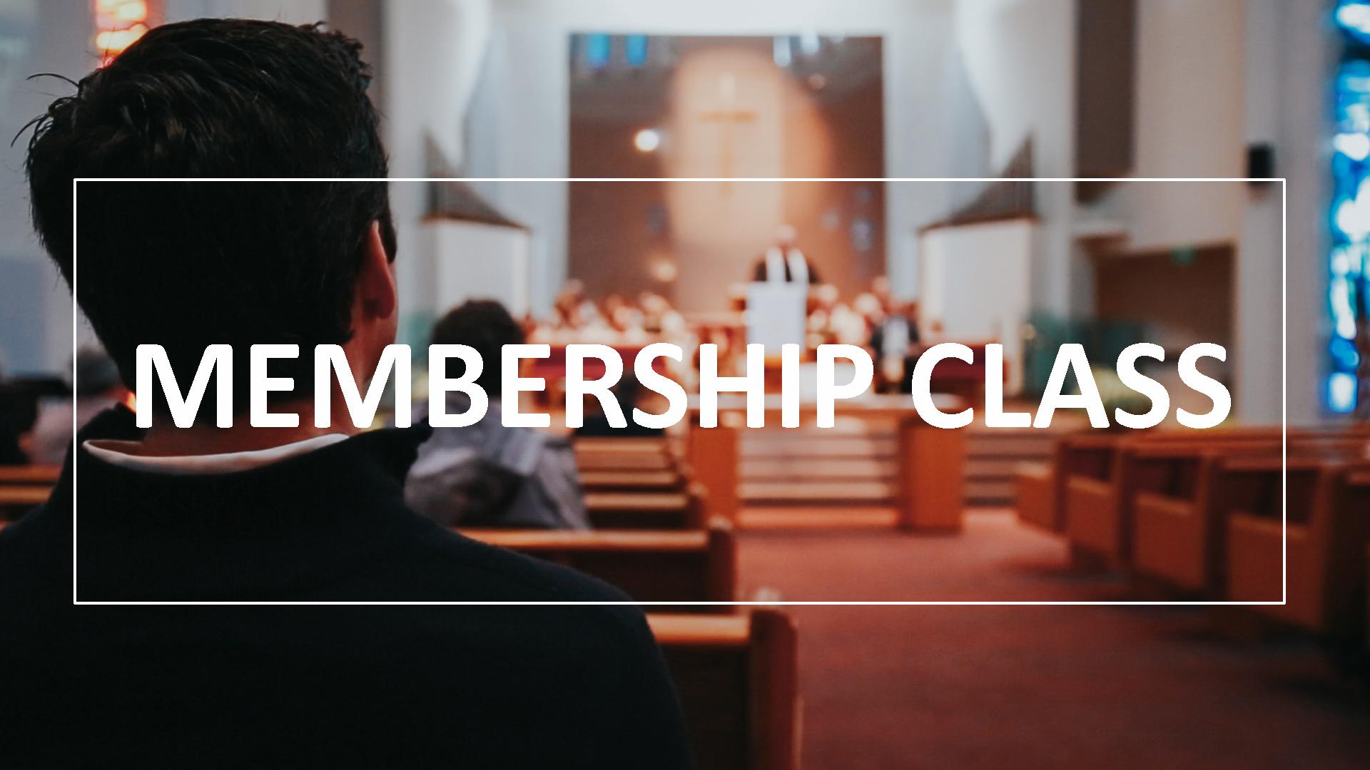 UACC Membership Class