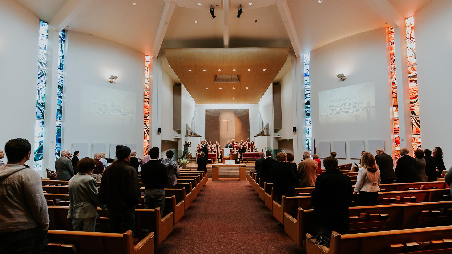 UACC Worship Service
